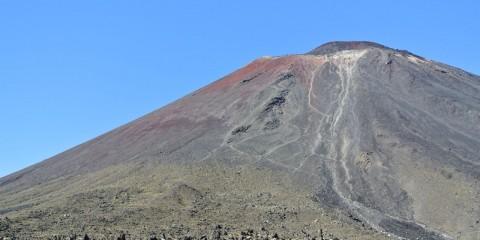 Tongariro Crossing: Mt Doom