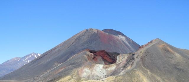 Tongariro Crossing – the hike to Mt Doom