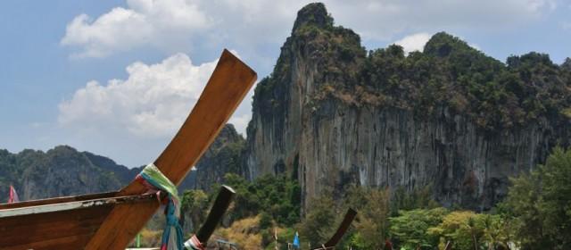 Krabi: Ao Nang and Island hopping before saying goodbye to Thailand